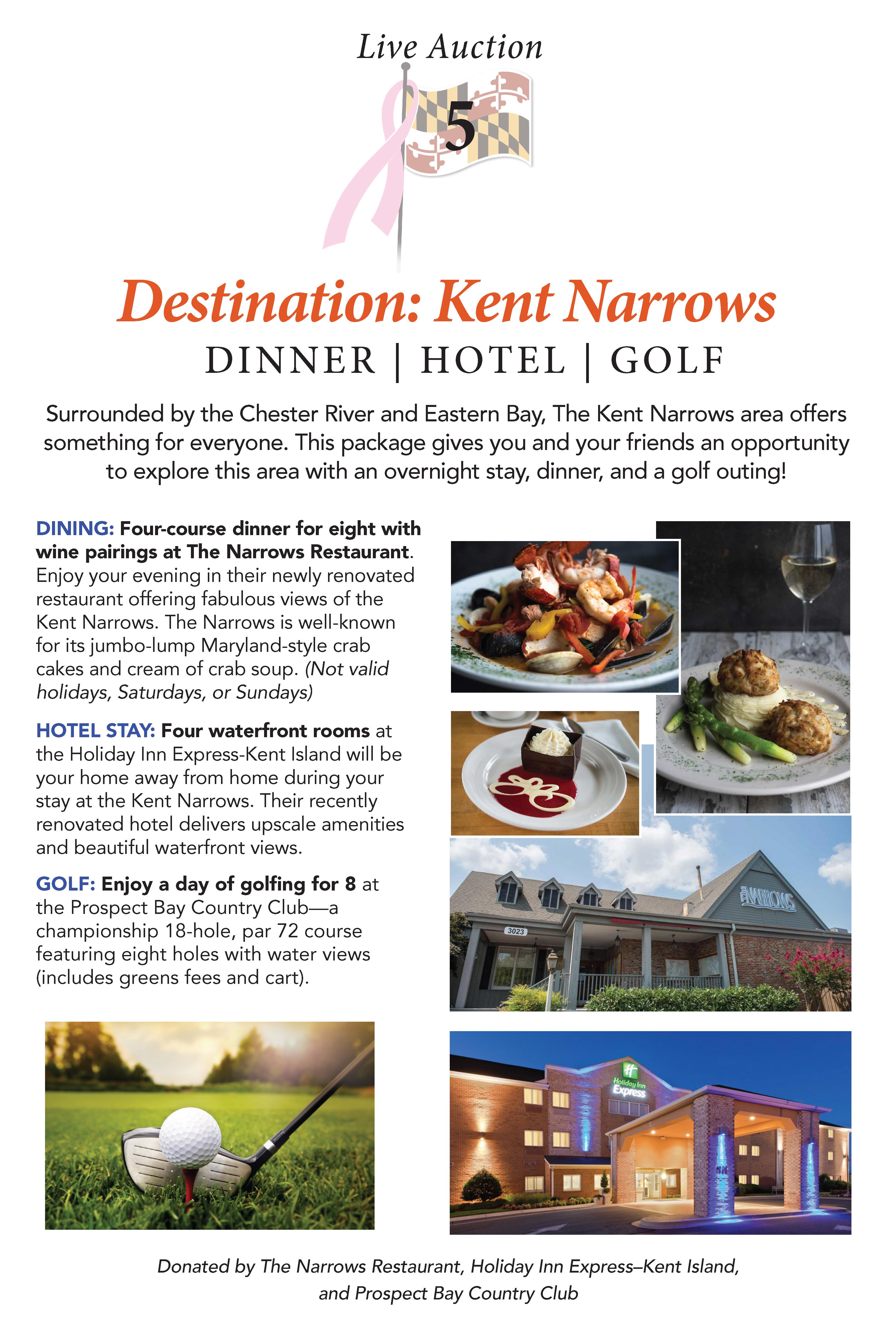 Destination Kent Narrows