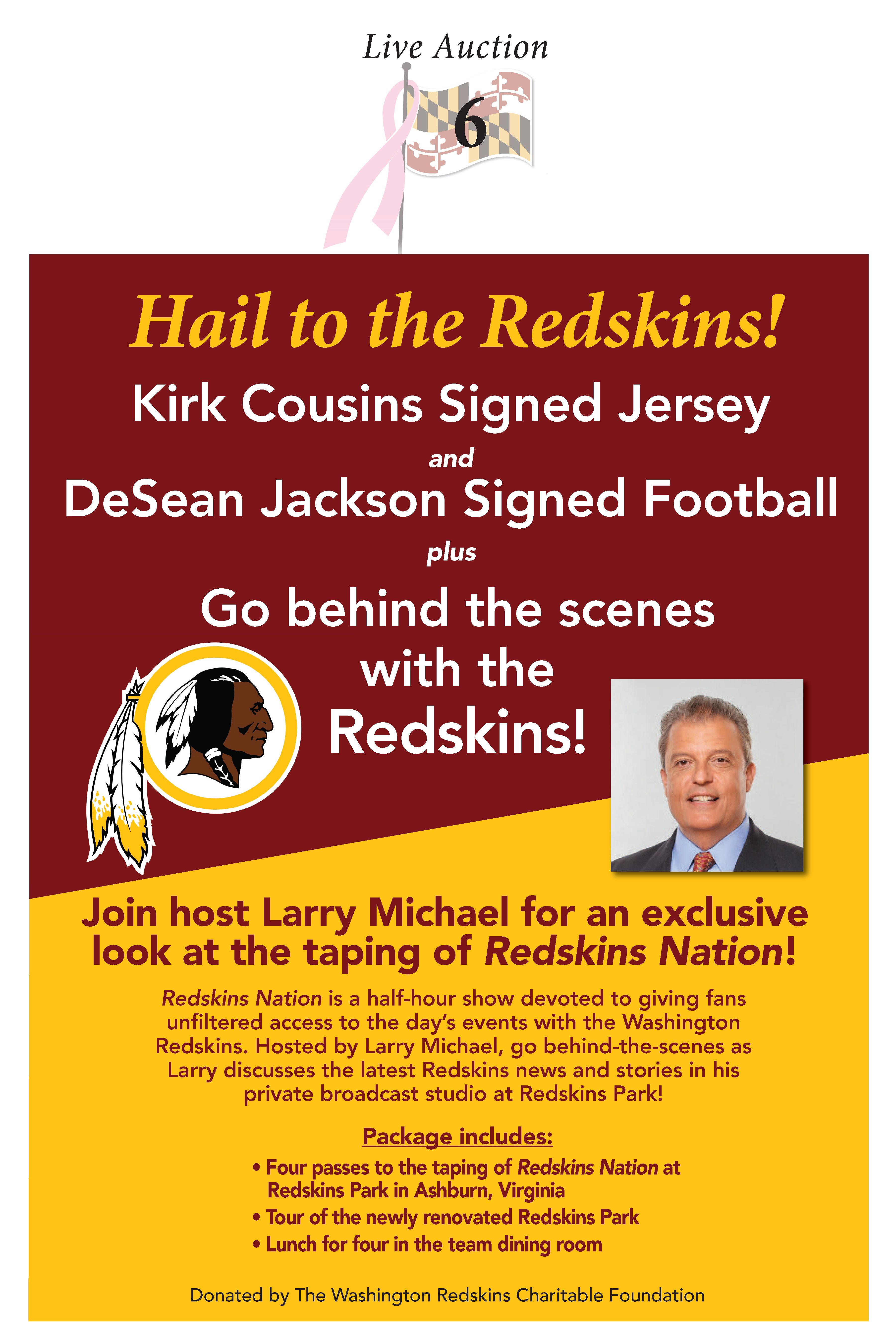 Redskins Package