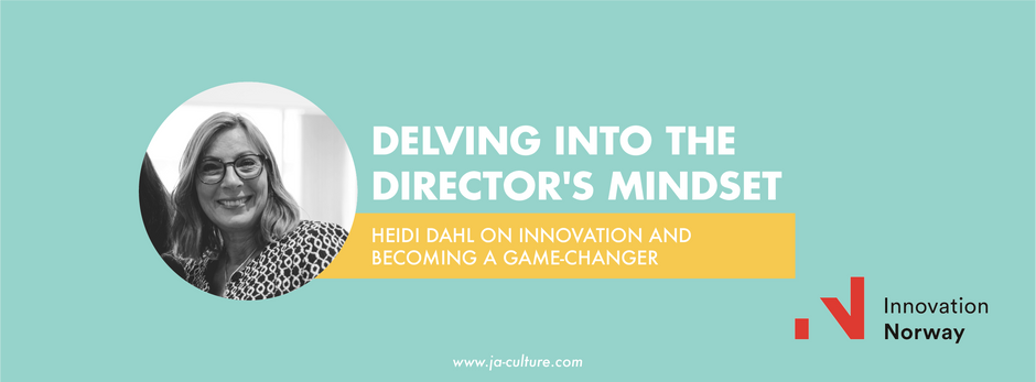 Delving into the director's mindset: An interview with Heidi Dahl