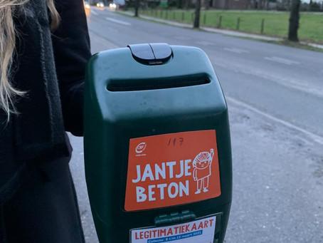 OPBRENGST JANTJE BETON