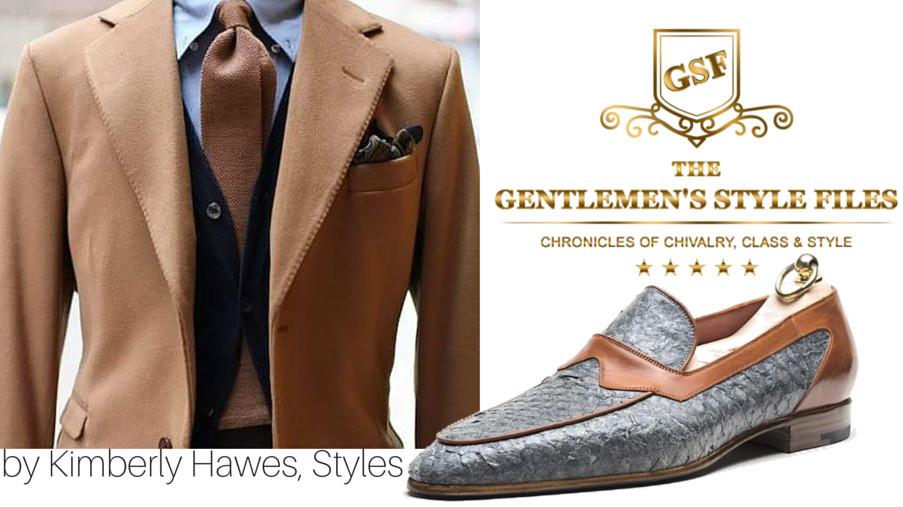 Daniel Hartz Garcia clothing and footwear by Stefano Bemer Shoemake
