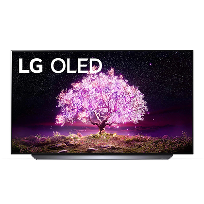 LG C1 4K Smart OLED TV