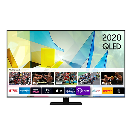 Samsung Q80T - QLED 4K HDR Smart TV 2020