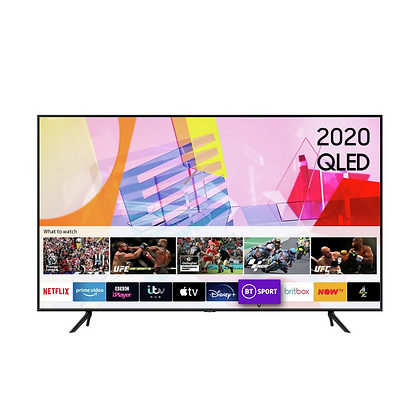 Samsung Q60T - QLED 4K HDR Smart TV 2020