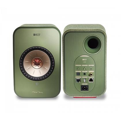 KEF LSX Wireless Stereo Speakers