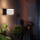 Thumbnail: Philips Hue Lucca Outdoor Wall Light