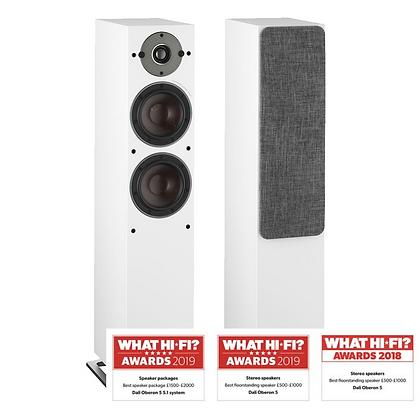 Dali Oberon 5 speakers