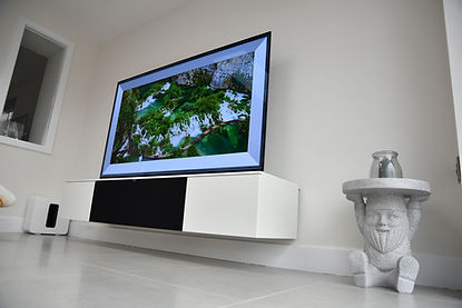 Nicholas - Samsung, Next Cabinet, Sonos.