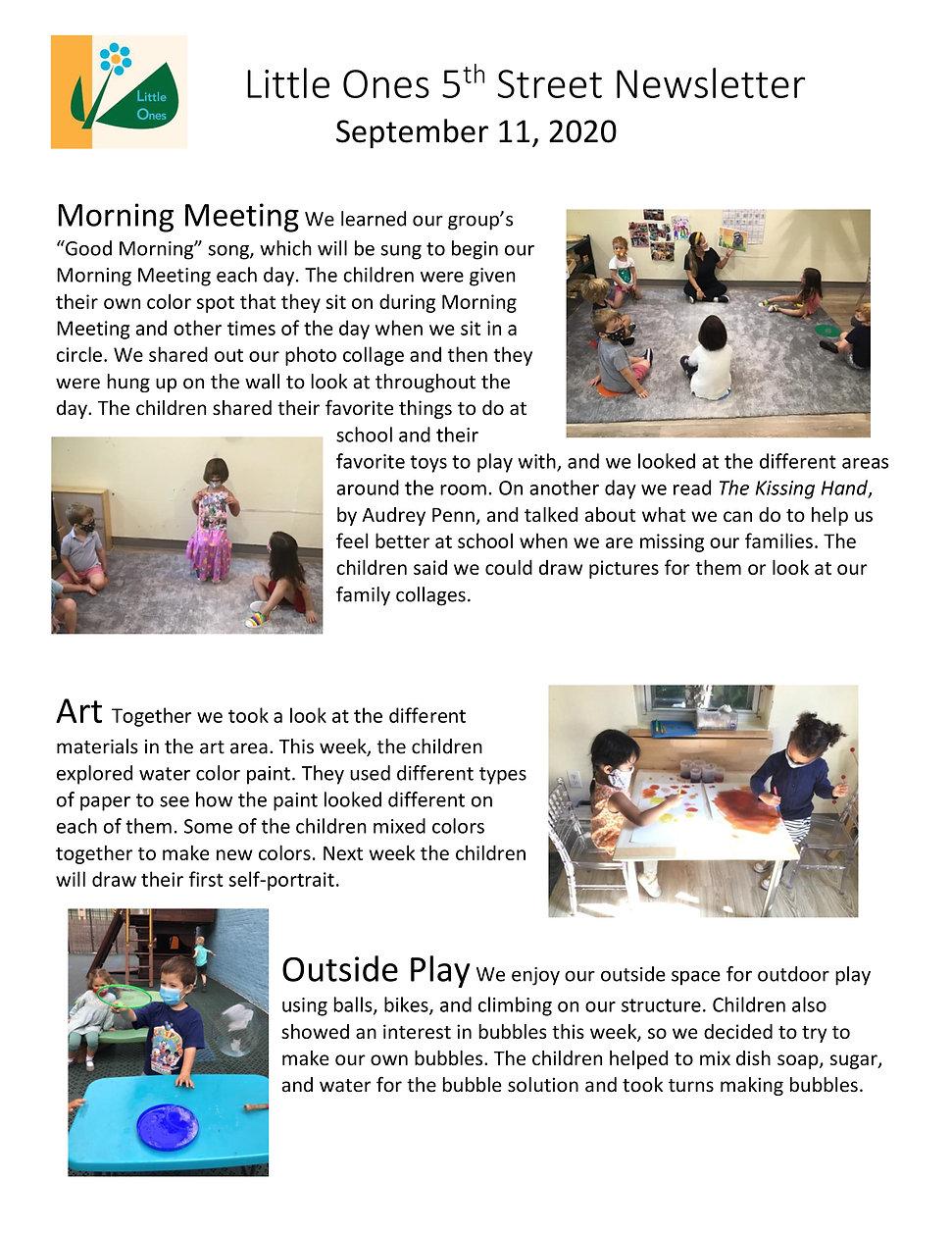 5th St Newsletter September 11, 2020 .jp