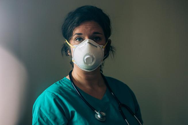 Covid-19 Healthcare Worker