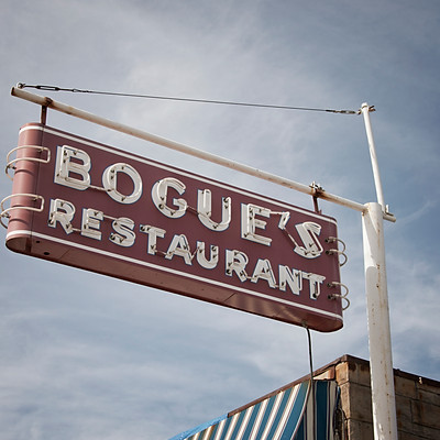 BOGUE'S - Since 1938