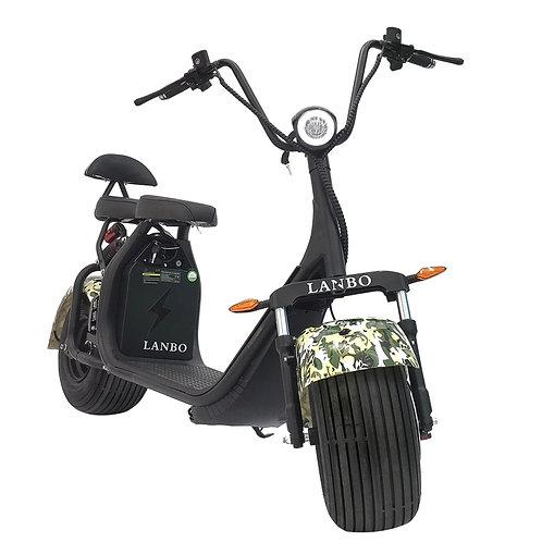 Scooter elétrica shopper Bikelete 1500W