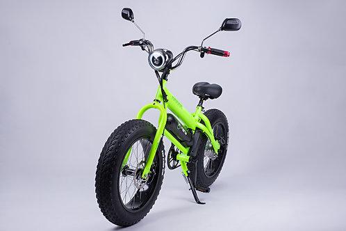 Bicicleta elétrica Fat 350W