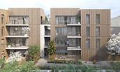 Construction de 20 logements à Paris (75020)