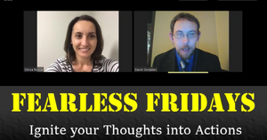 Fearless Fridays Silvica Rosca Guest Interview