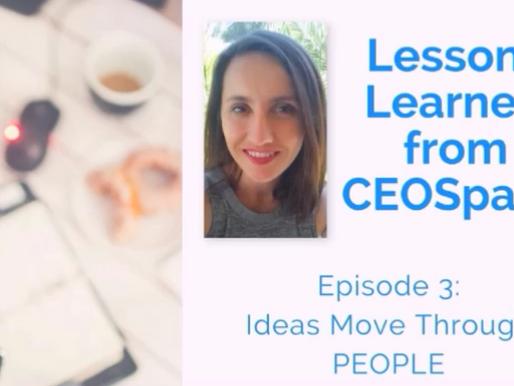 Your Idea Needs PEOPLE to Flourish