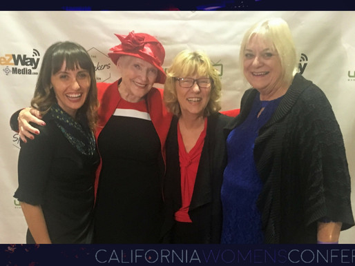 What I Learned: California Women's Conference 2017