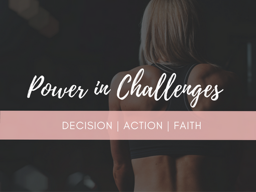 How to Face Challenges From a Position of Power