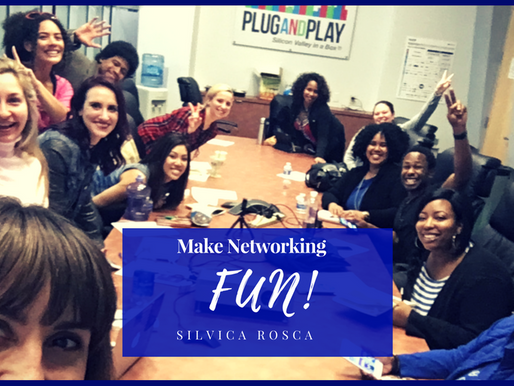 1 Simple Way To Make Networking Fun!