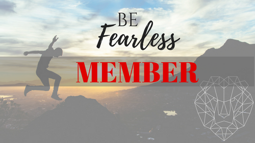 Be Fearless Member Silvica Rosca