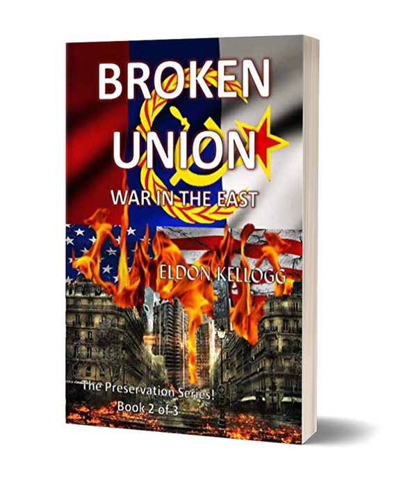Broken Union - War in the East Book Cove