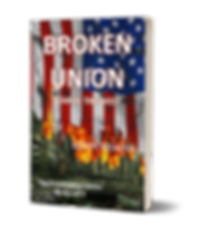 Broken Union - War in the West Book Cove