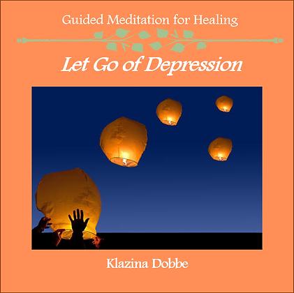 Let go of Depression