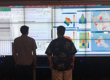 Seeing is Believing - Visualizing Solutions to Hawaii's Energy Challenges