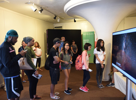 LAVA and ACM Exhibit At Bishop Museum to Showcase Creative Digital Literacy and Culture in Hawaii