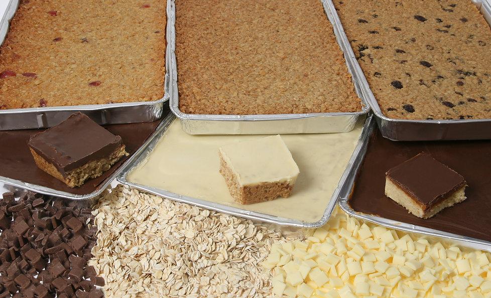 flapjack tray bakes