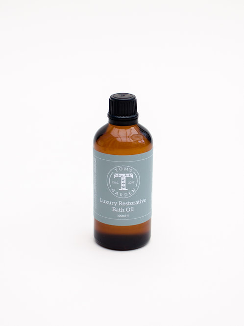Luxury Restorative Bath Oil