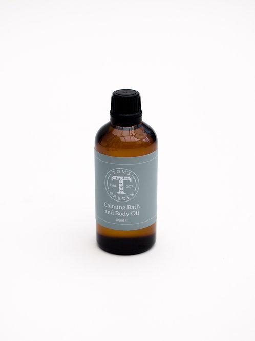 Calming Bath and Body Oil