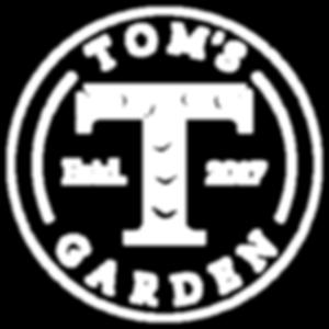 Tom's Garden Est. 2017 Tom's Garden lo