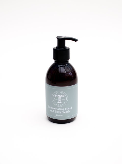 Rejuvenating Hand and Body Wash