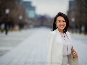 井口恵さんが旬刊経理情報へ登場!連載『女性リーダーからあなたへ』