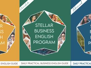 【初級・中級者向けビジネス英語コース誕生!】コラボレーター西川さんが代表を務めるステラービジネス英語コース