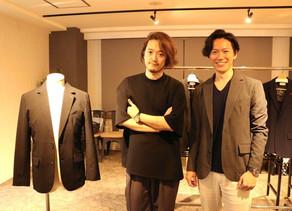 シマムラジュクコラボレーターの権藤優希さんがファッションバイヤーMBさんとの対談を行いました!