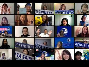 株式会社Kanattaが女性向けのオンラインサッカーイベントを開催しました!