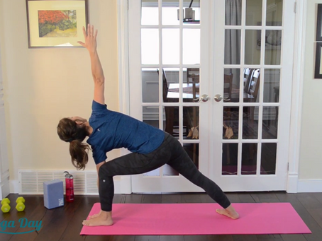 30 Min. All-Level Yoga Workout at Home