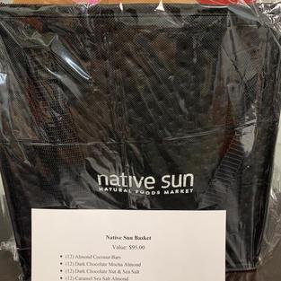 Native Sun Basket