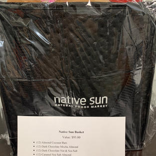 Native Sun Basket
