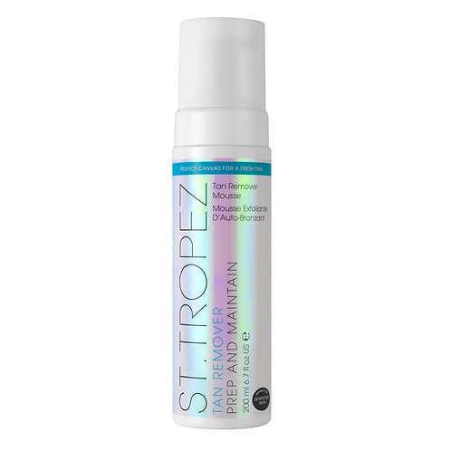 Mousse exfoliante autobronzant 200ml