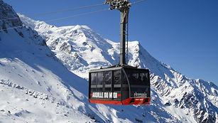 Remontées mécaniques de la vallée de chamonix Mont Blanc