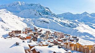 ski holiday val thorens