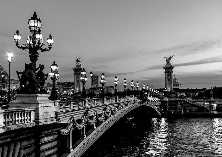 Notre histoire à Paris - Vellabret