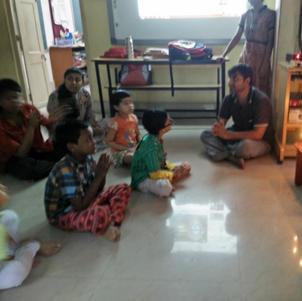 Diwali And Kali Pujo Celebration