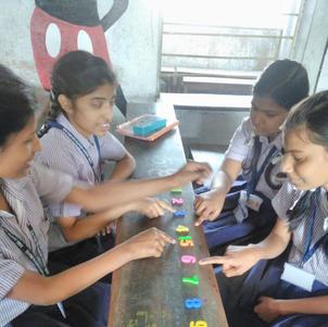 WeCan@Kasba Jagdish Girls HS School