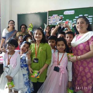 WeCan@Mahadevi Birla World Academy