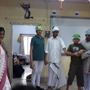 Pujo Celebration