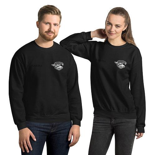 KAR/MA Skull Logo Sweatshirt